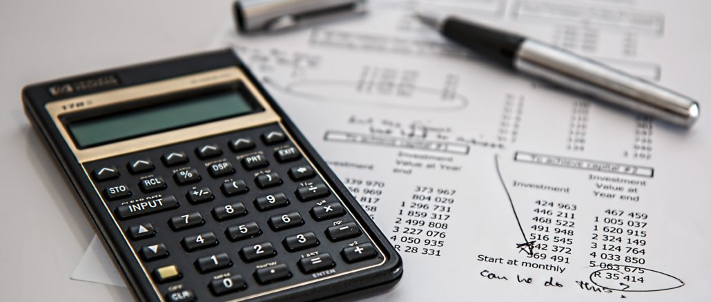 how to make a budget calculating a budget