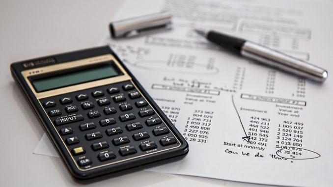 how to make a budget calculating a budget