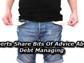 managing debt advice