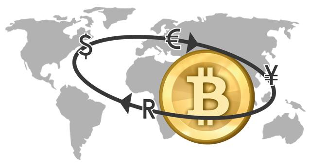 Bitcoin remittance